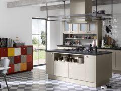 Cocina Rustica Frame Lack Lava