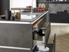 Cocina Moderna Portland Corona Antracita 05